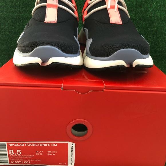 f4ef8199685d Nike pocketknife hot punch men s shoes size 8.5